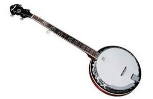 Banjo Clipart #16.