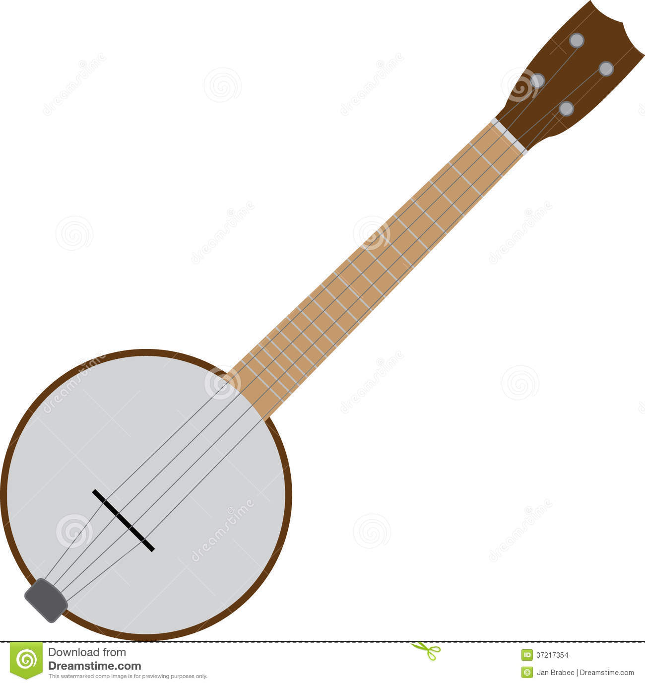 4 String Banjo Stock Images.