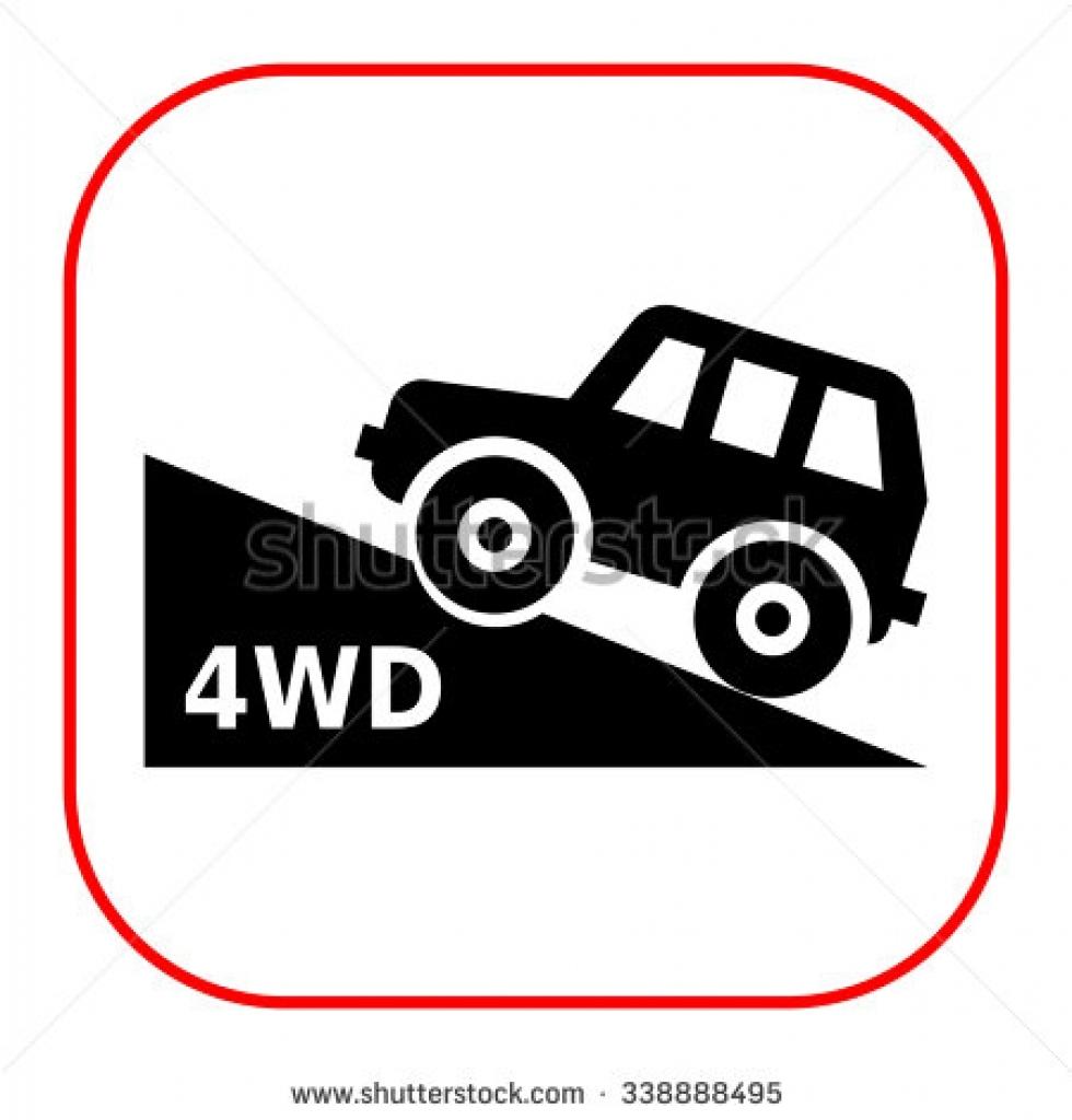 4 wheel drive stock vectors amp vector clip art shutterstock.