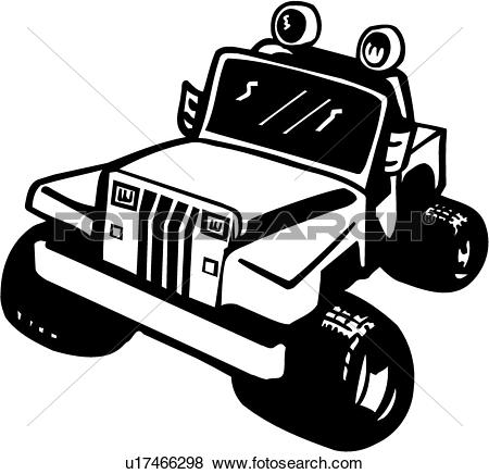 4 wheel drive Clipart Illustrations. 47 4 wheel drive clip art.