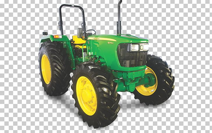 John Deere India Pvt Ltd Tractor Four.