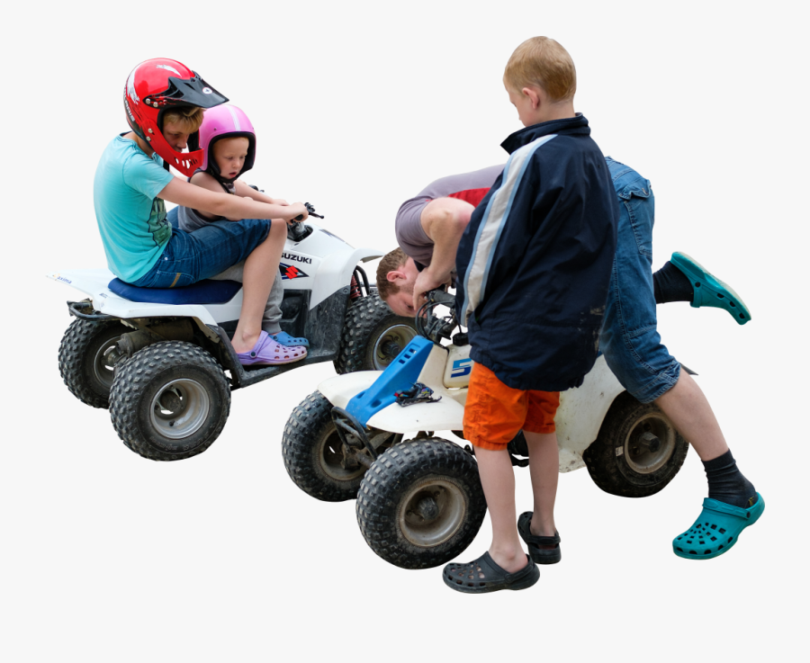 Transparent Clipart Atv 4 Wheeler.