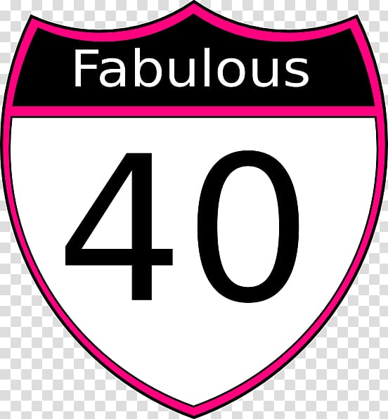 Interstate 40 , Fabulous transparent background PNG clipart.