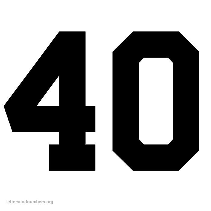 40 Clipart.