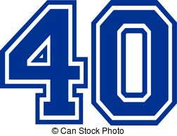 Number 40 Illustrations and Clipart. 1,266 Number 40 royalty free.