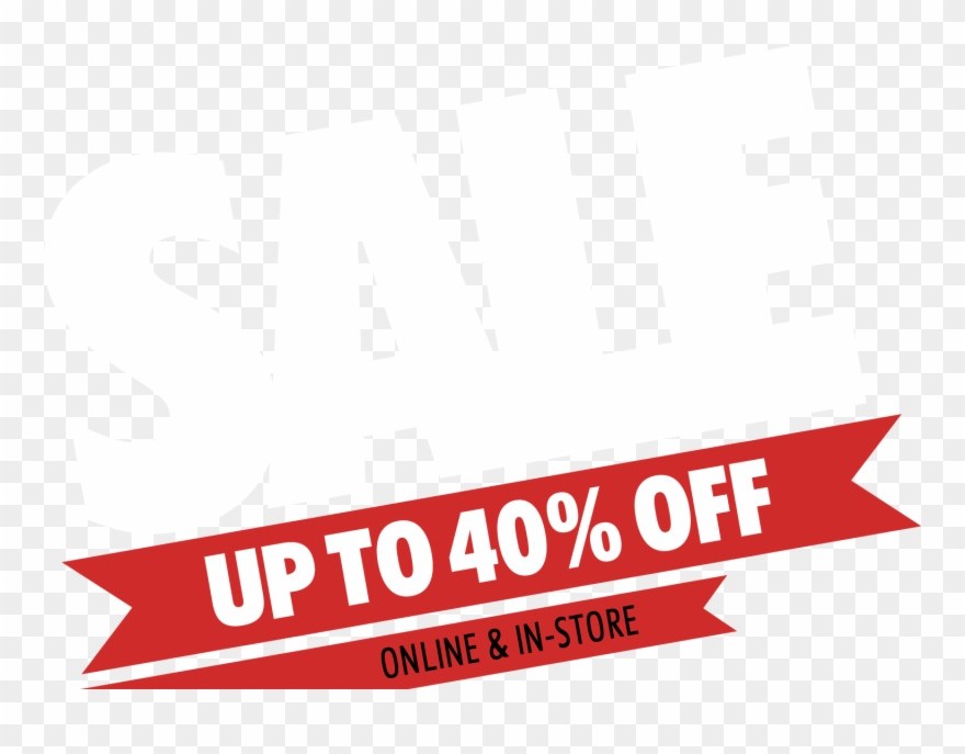 Up To 40% Off Online And In.