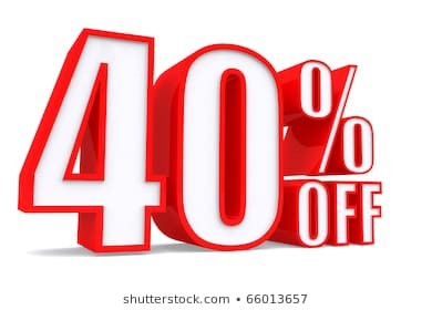 40% Off Images, Stock Photos & Vectors.