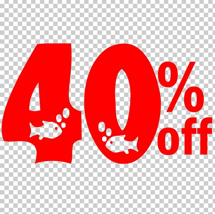 New Year Sale 40% Off Discount Tag. PNG, Clipart, Area, Brand.