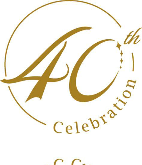 40th Anniversary Celebration, Icon, Meaning, Theme PNG Transparent.