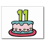 40 Year Old Man Birthday Cake free image.