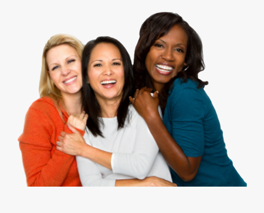 People Laughing Png.