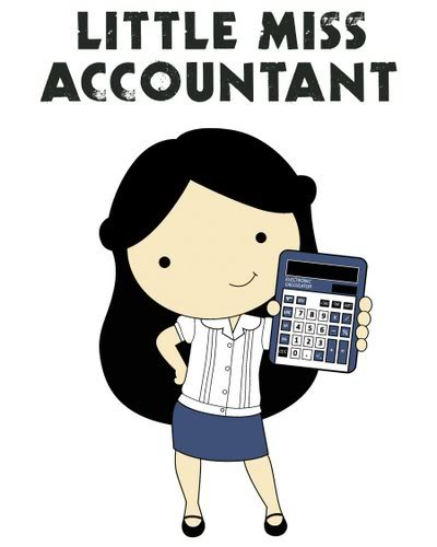 CPA Accountant Clip Art.