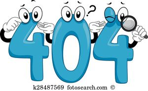Error 404 Clipart Vector Graphics. 759 error 404 EPS clip art.