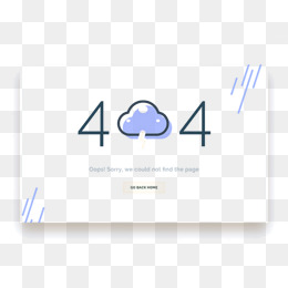 404 Page PNG Images.