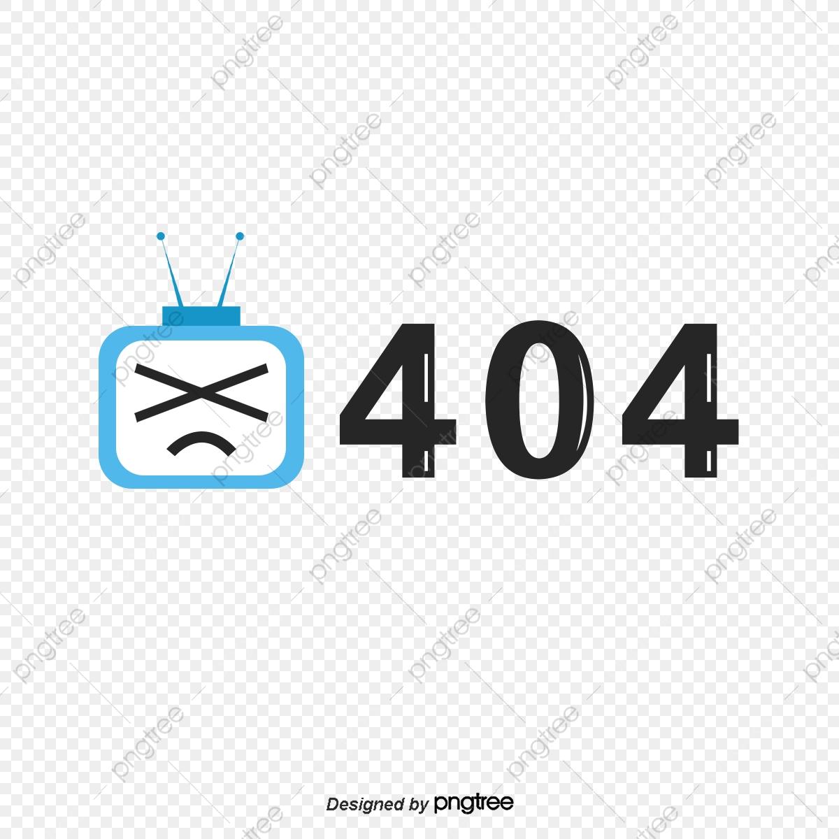 404 Error Page, 404, Error, Page Fault PNG Transparent Clipart Image.