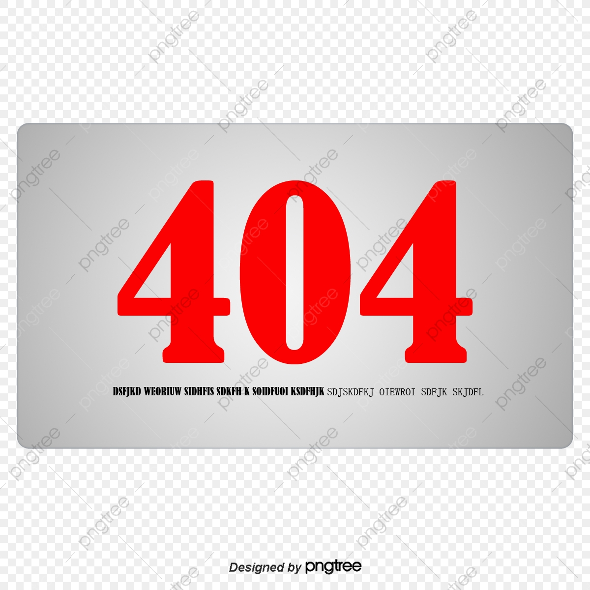 404 Error Page, Error Pages, 404, Web Page PNG Transparent Clipart.