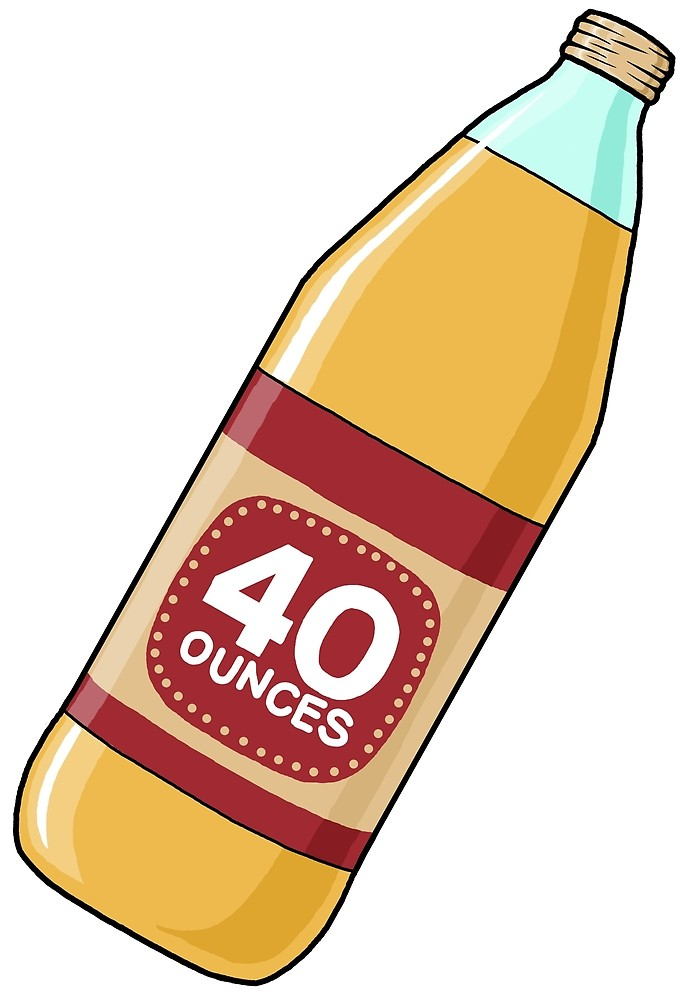 40oz beer clipart clipart images gallery for free download.