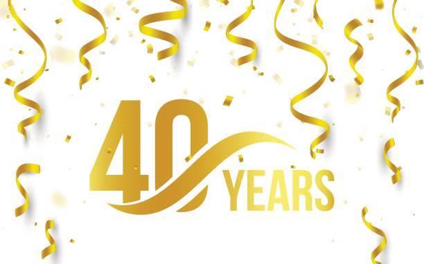 40th anniversary clipart 7 » Clipart Portal.