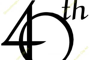 40th anniversary clipart » Clipart Portal.