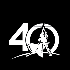 Star Wars 40th Anniversary Logo Vector (.EPS) Free Download.