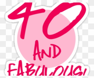Free PNG Happy 40th Birthday Clip Art Download.