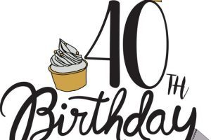 40th birthday clipart pictures 3 » Clipart Portal.