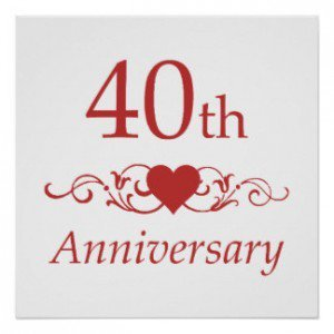 Ruby wedding anniversary clipart 4 » Clipart Portal.