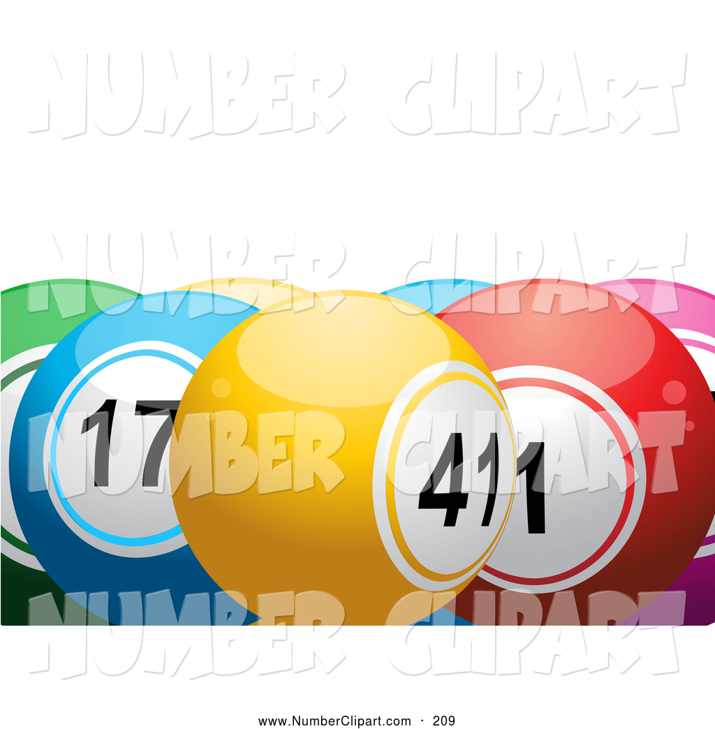 Number Clipart.