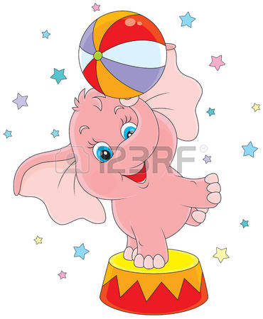 4,100 Circus Performer Cliparts, Stock Vector And Royalty Free.