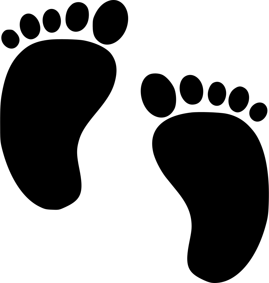 Baby feet png Transparent pictures on F.