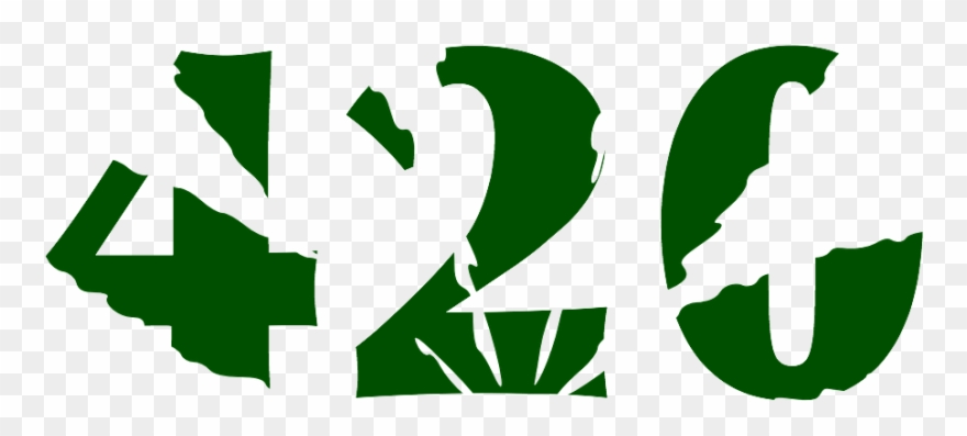 Happy 420 Png Clipart Freeuse.