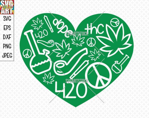 420 Weed Love.