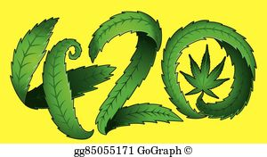 420 Clip Art.