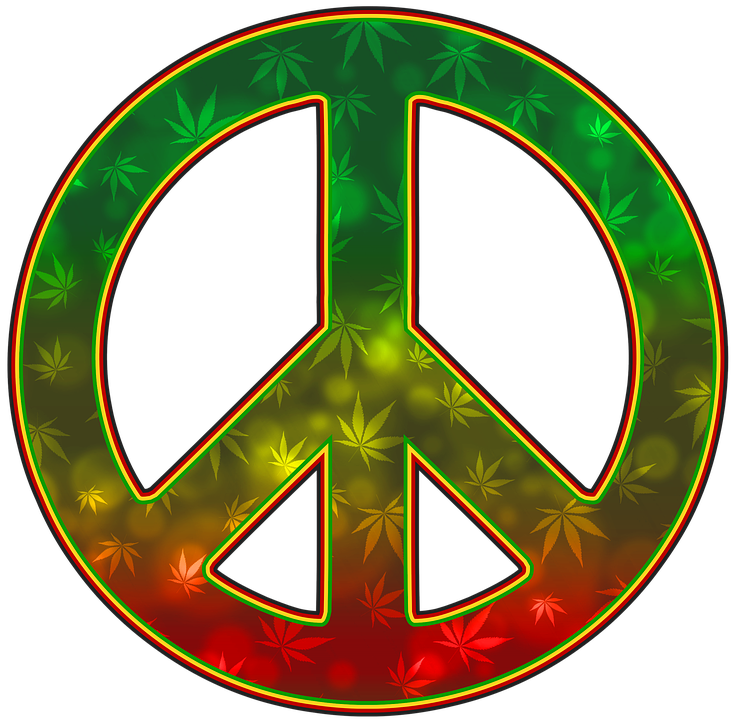 Peace 420 Weed.