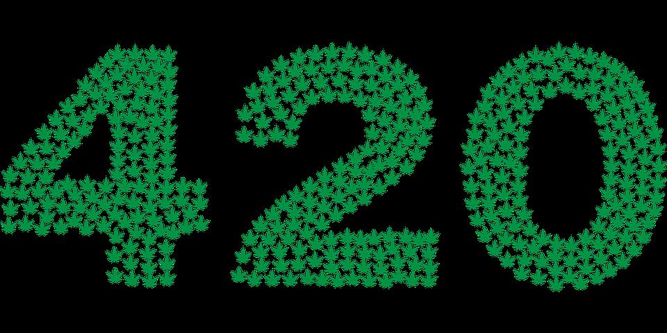 Marijuana 420 Cannabis.