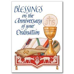 Priest Ordination Anniversary Clip Art cakepins.com.