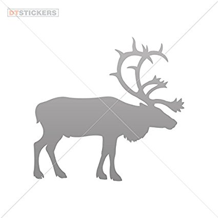 Buy Sticker Reindeer Doors durable Boat clip.
