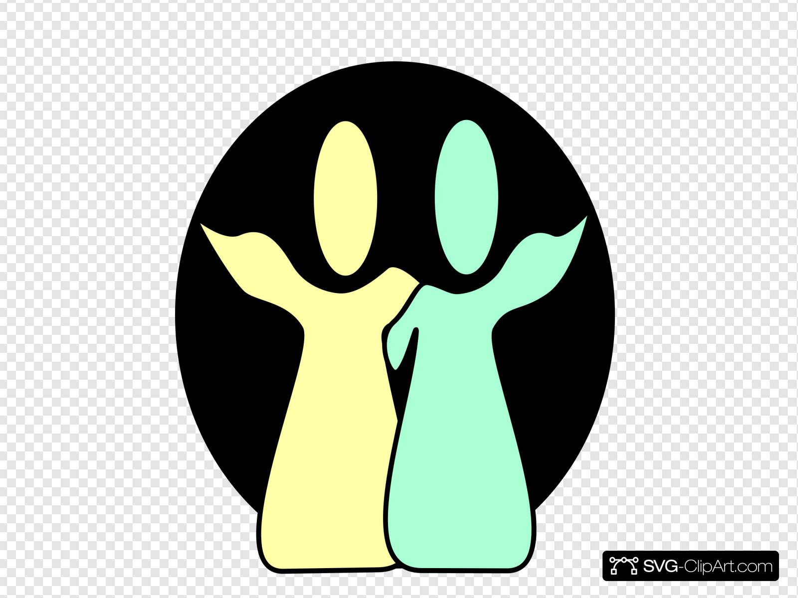 Fellowship 4 Clip art, Icon and SVG.