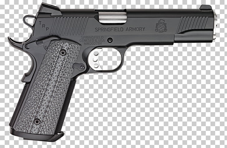 Springfield Armory .45 ACP M1911 pistol Automatic Colt.