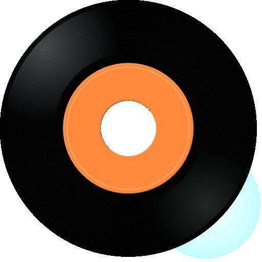 Gentes Donorte: Records Clip Art 45 record album clipart.
