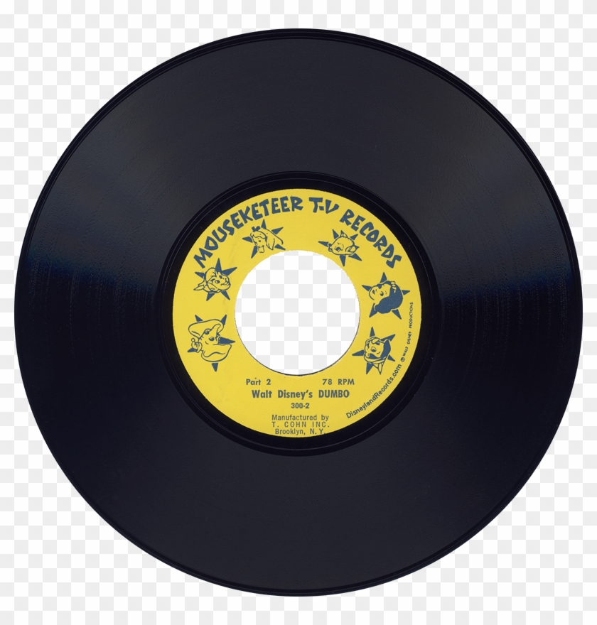 Blank 45 Rpm Record Labels Png.