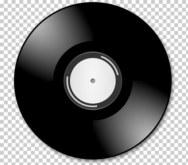 Phonograph record 45 RPM , Black Disco Cd Music Icon , vinyl.