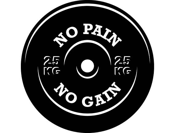 Weight Plate Clipart.