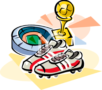 Awards Athlete Clipart.