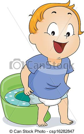 Potty Illustrations and Clip Art. 474 Potty royalty free.