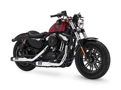 Harley Davidson sportster forty eight ….