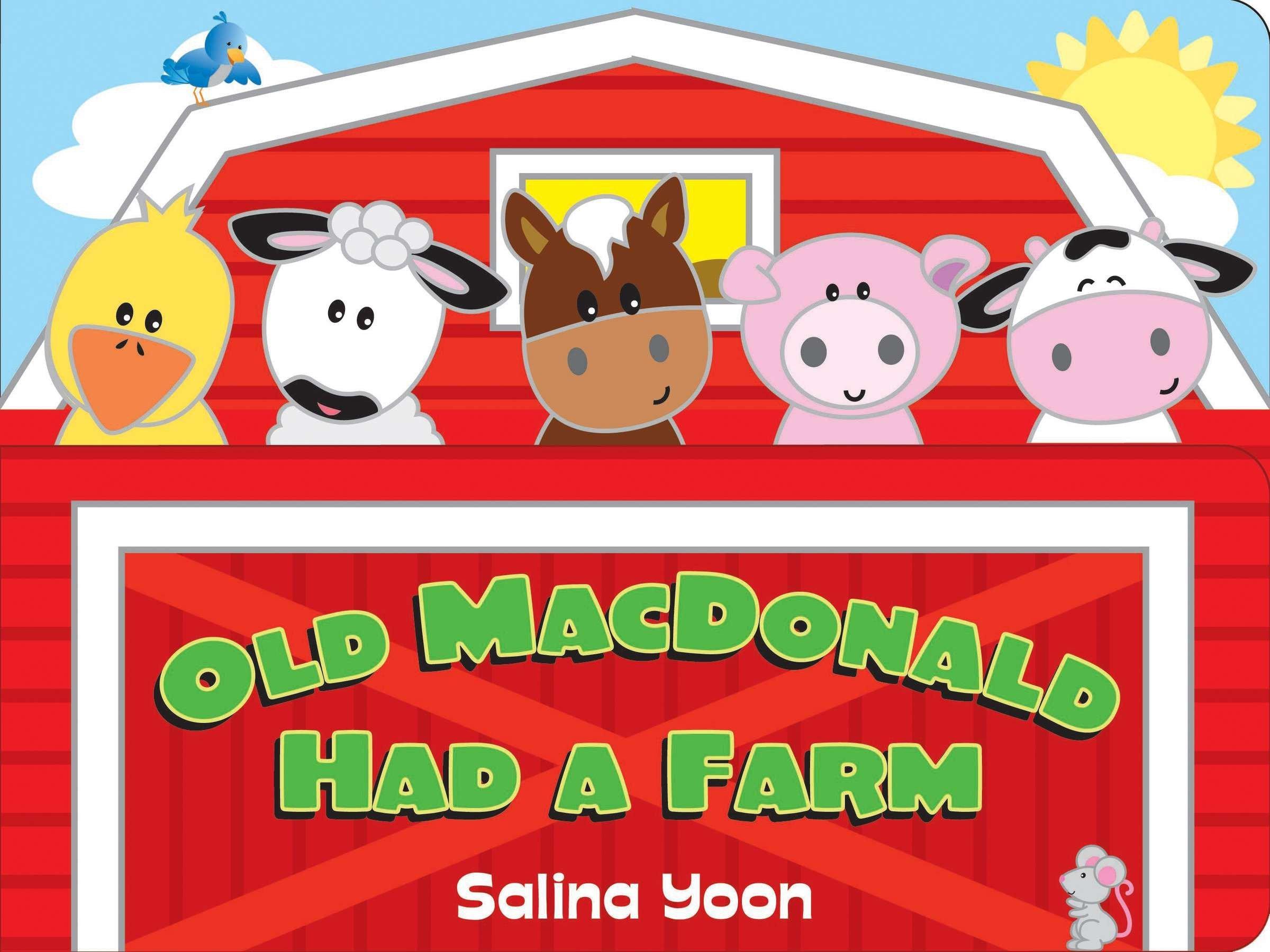 Amazon.com: Old MacDonald Had a Farm (Salina Yoon Books.