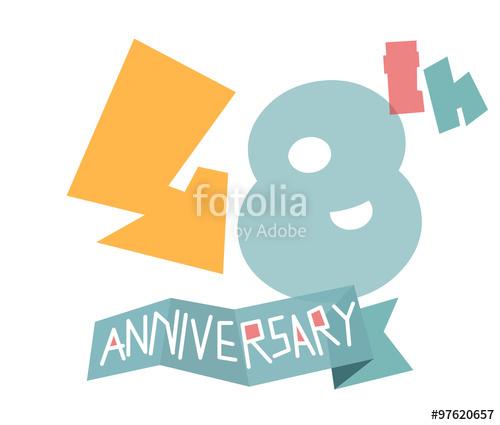happy 48th anniversary\