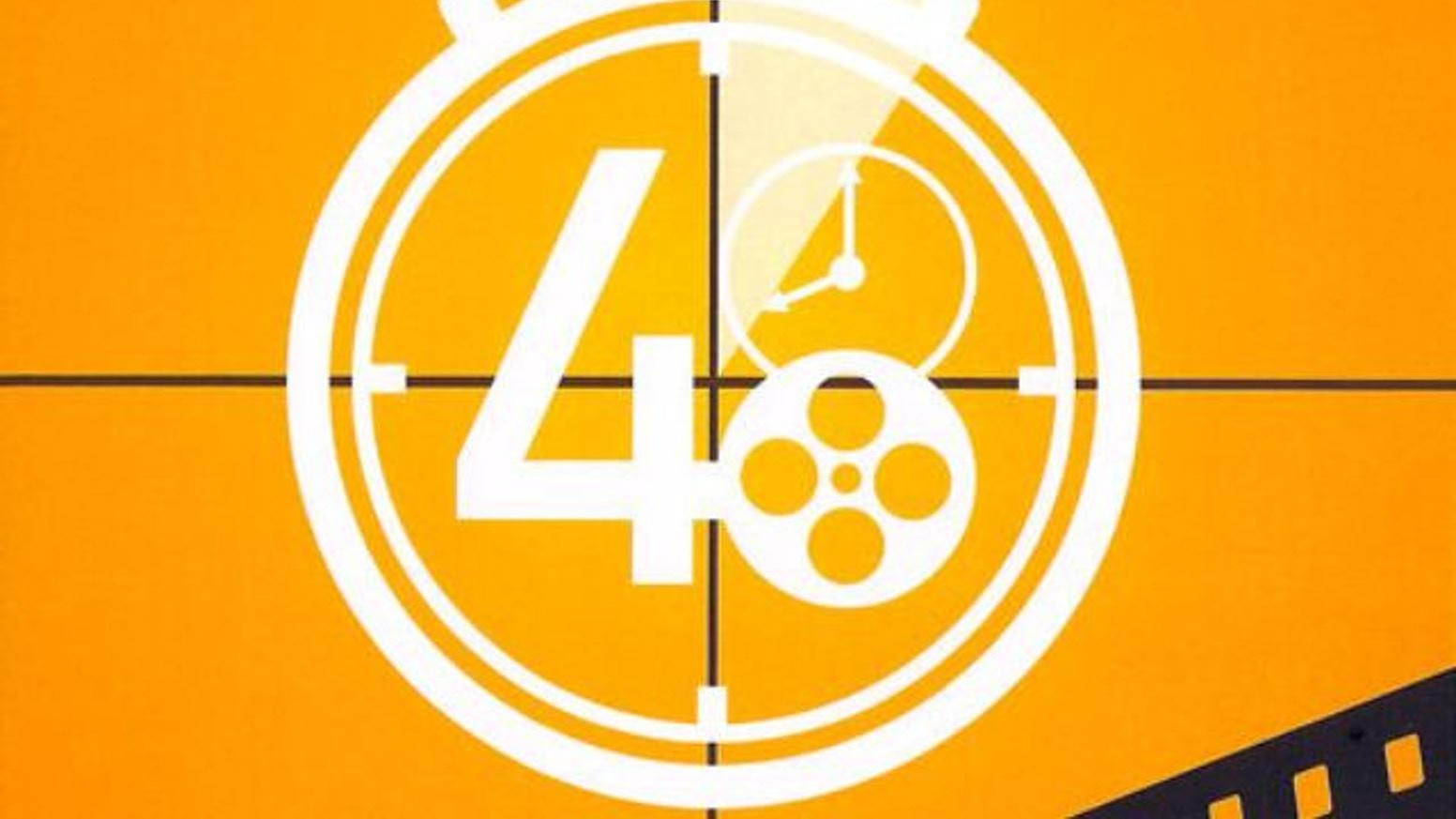 48 Hour Film Festival Dream Team by Timothy Bristol.