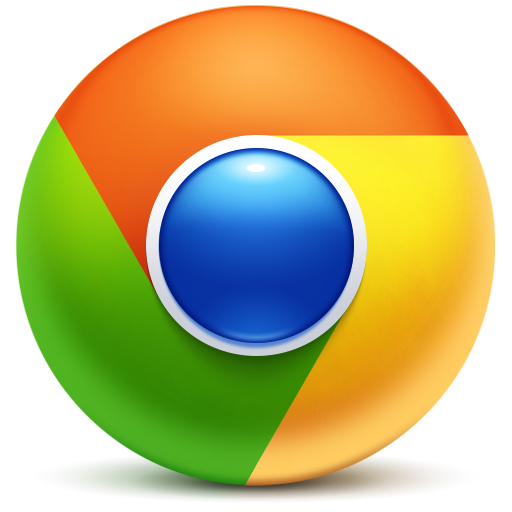 Browser 3D Icon.